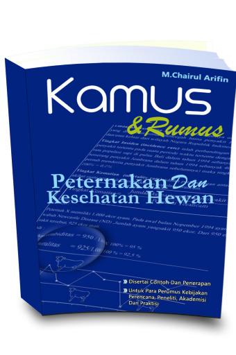 Cover Buku Kamus Peternakan 2018
